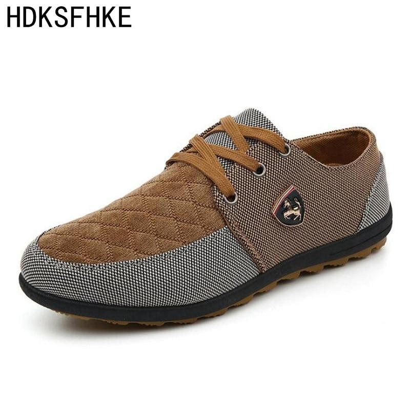 2018 mens Casual Shoes mens canvas shoes for men shoes men fashion Flats brand fashion Zapatos de hombre