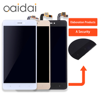LCD Display Touch Screen For Xiaomi Redmi Note 4X Note4X Phone Digitizer Assembly Replacement Parts With