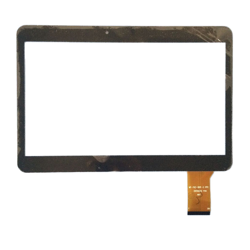 New 10.1 Tablet MF-762-101F-3 FPC Touch screen digitizer panel replacement glass Sensor Free Shipping ref mf 762 101f 3 fpc fhx mjk 0331 fpc 10 1 inch tablet pc capacitive touch screen panel digitizer sensor replacement parts