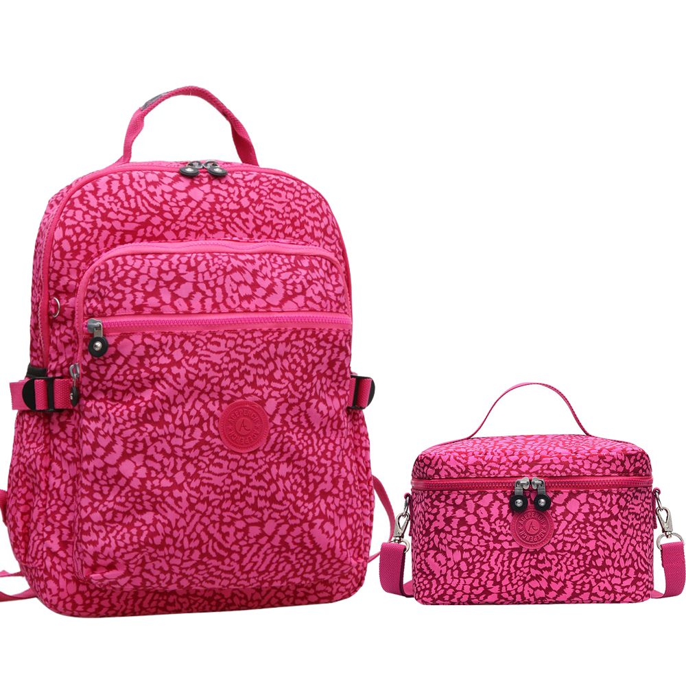 Backpack, Mujer, Bag, Mochila, Teenage, Nylon
