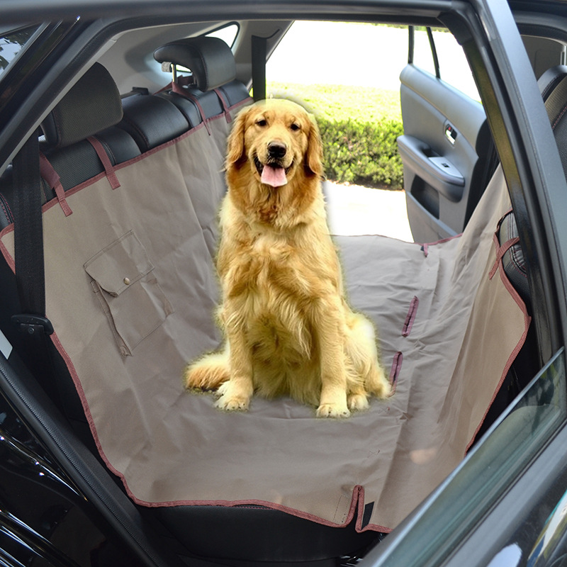 Mdstop 2017 New Pet Seat Cover For Cars Trucks Suvs Black