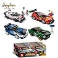 Joyyifor Sports Car Porsche 919GT3 Ford Mustang Model Building Blocks Minifigur LegoINGlys Children Toys for Children kids Gift