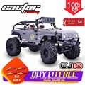 Caster 1/10 4WD JEEP CJ10 RTR Crawler 2.4G GT2B remote control model car off road rock climbing truck RC