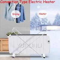 Конвектора бытовой воздуха теплый вентилятор для сушки одежды и нагреватель Energr экономии и низкой Шум Электрический подогреватель CA220DB