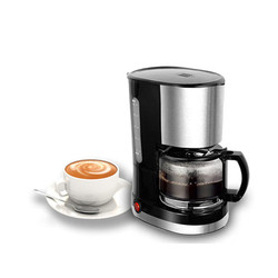 Portable Coffee Maker Electric American Drip Coffee Machine Home Coffee Making 220V for Coffee and Tea