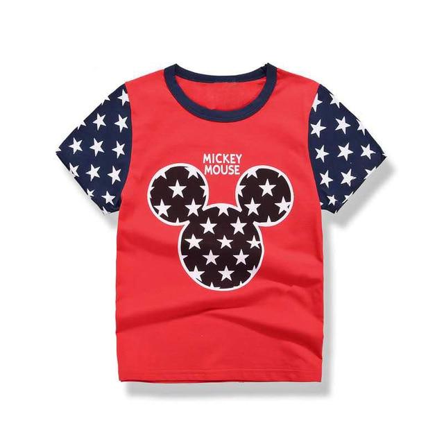 cf4023d37 Mickey Clothes Toddler ✓ T Shirt
