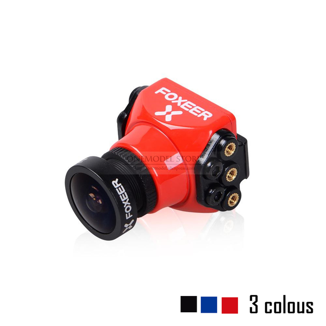 Original Product high quality Foxeer Arrow Mini/Standard Pro PAL FPV Camera Built in OSD Plastic Case