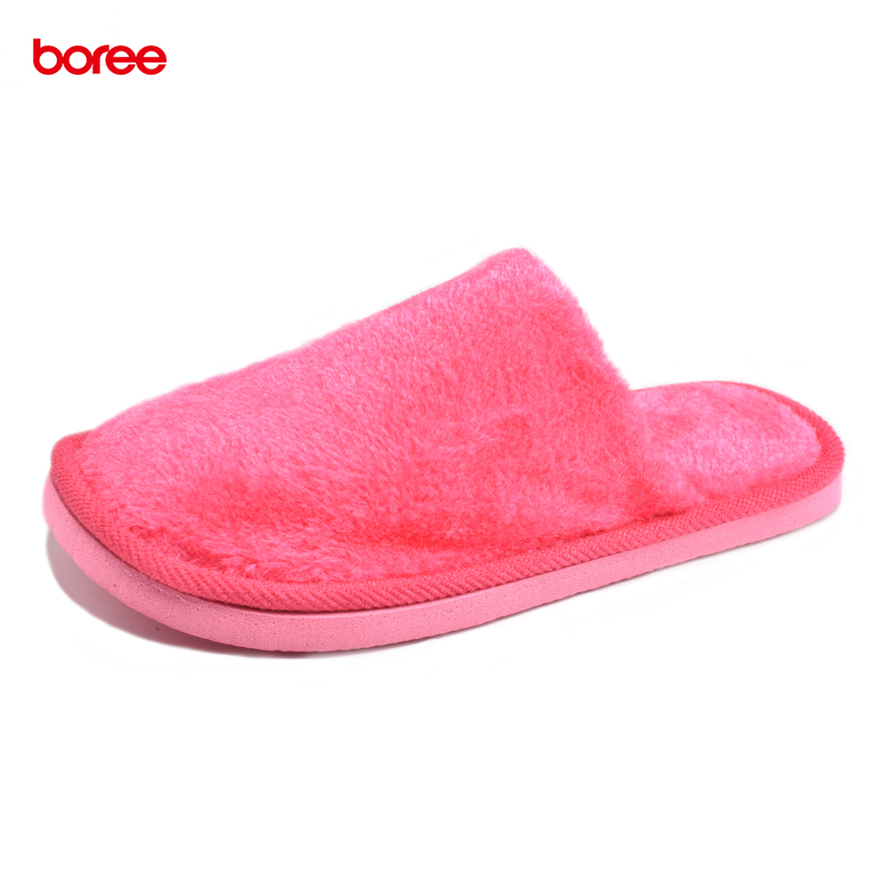 Boree Indoor Slippers Women Men Cotton-Padded Home Shoes Non-slip Cotton Drag Linen Chausson Home Slippers Bedroom Mujer Solid63 autumn travel aviation hotel home shoes cotton padded folding slippers women men indoor floor slippers free shipping