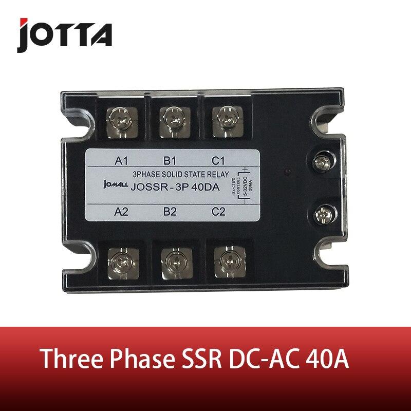 40A DC control AC…
