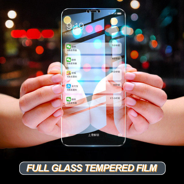 Protective Glass For Xiaomi Redmi 4 4A 4X 5A 5 Plus Tempered Screen Protector Glass on the Redmi 6 Pro 6A S2 Note 4 4X 5 5A Film 1