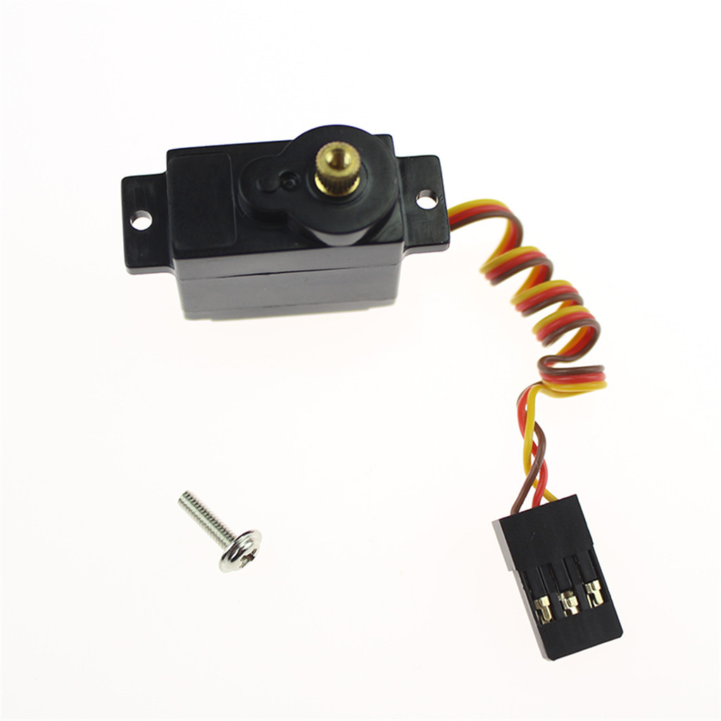 Image 2 - Charging Upgrade Metal Steering Gear Servo For WLTOYS K969/K979/K989/K999/ P929 1:28 Car convenient and practical accessories-in Parts & Accessories from Toys & Hobbies