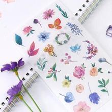 Stationery Sticker Cute Art-Supplies Personality Clip-Art 6pcs/Set