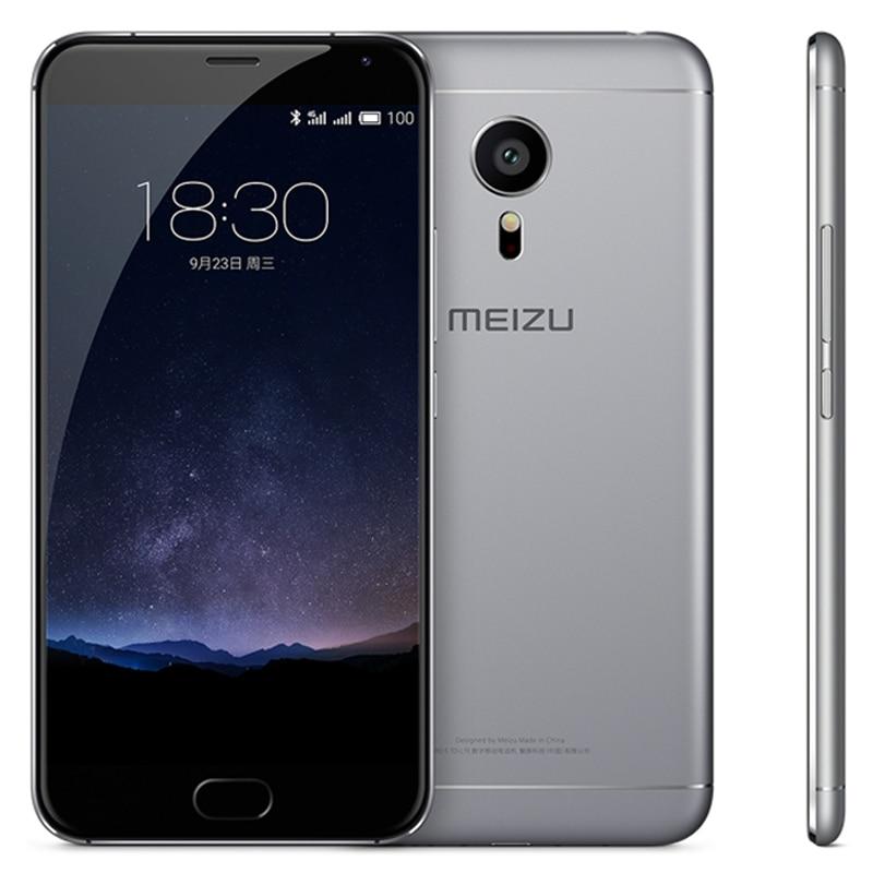 "Original MEIZU PRO 5 Global Firmware Cell Phone Exynos7420 Octa Core 5.7"" 1920X1080P 3G 32G 21.16mp Camera Smart Phone"