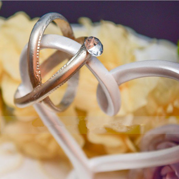 Free Shipping Love Heart Wedding Cake Topper Cake Stand Wedding Cake ...
