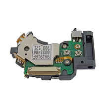 Optical Head Mini Laser Lens Consoles KHM-430A Repair Replacement Part Durable Accessory PVR802W 70000 90000 Black For PS2 Slim laser lens tdp 082w tdp182w for ps2 slim sony playstation 2 with deck mechanism optical 7900x 70000 90000 replacement
