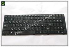 Russian Keyboard for Lenovo 25214796 25214766 25214736 NSK-BQ0SN 0R  PK1314K2A05 PK130TH2A05 9Z.NB4SN.00R  Black RU keyboard