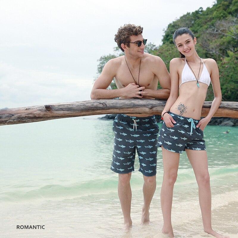 Toppick Summer   Shorts   For Men Shark Printing Men's Trunks   Short   Femme Beachwear Swimwear High Waist   Shorts   Swimsuit