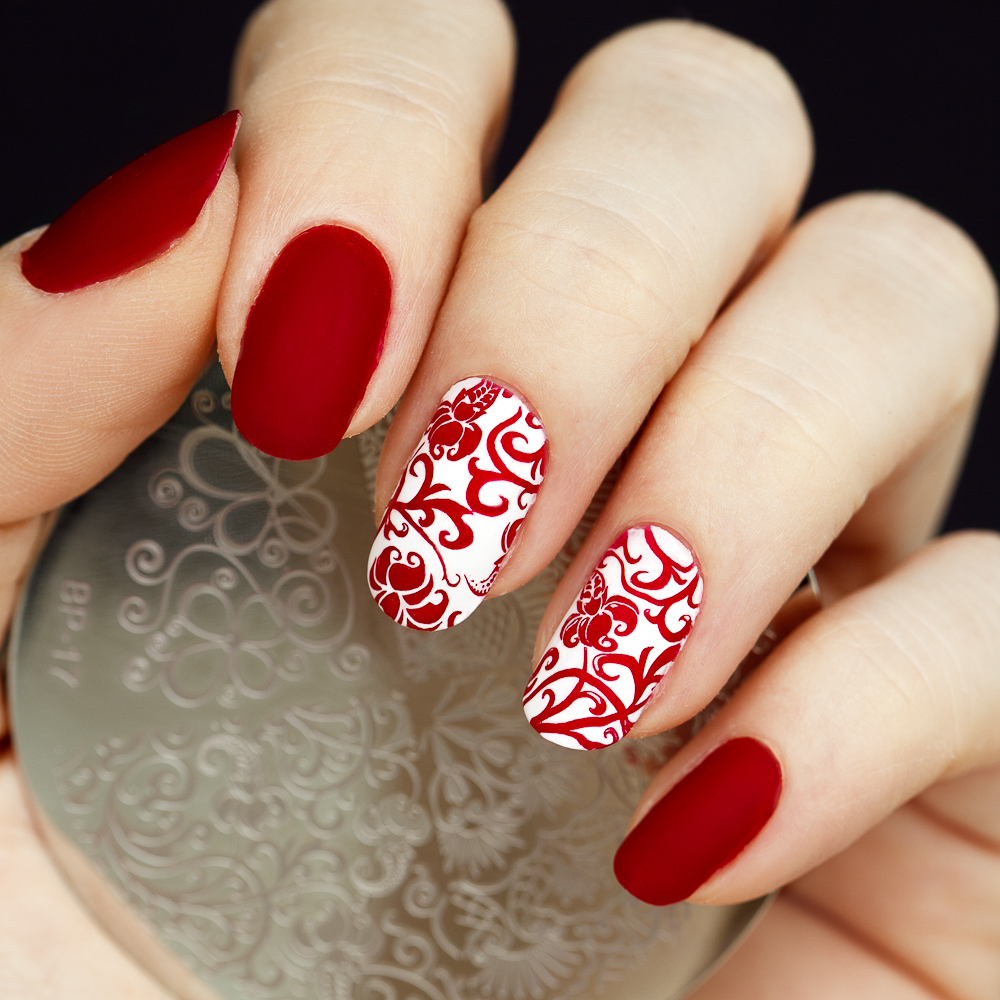 Elegant Nail Art Gallery - easy nail designs for beginners step by step
