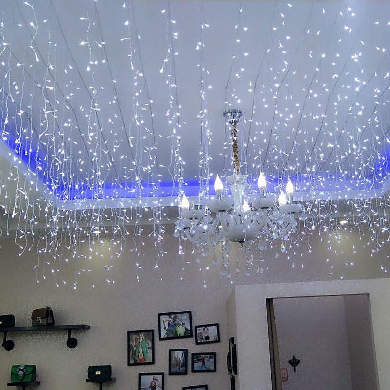 4 0 6m Plug In Led Strip Light Window Christmas Decoration