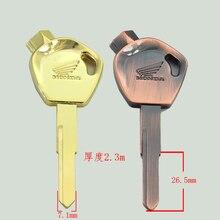 C562 ручка с магнитной PHD 38 Золотой Мотоцикл Левый паз и с канавкой справа пустые ключи
