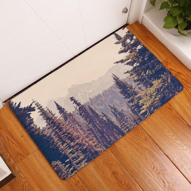 non slip kitchen rugs stone 2017 new home decor natural scenery carpets nonslip kitchen rugs for living room non slip