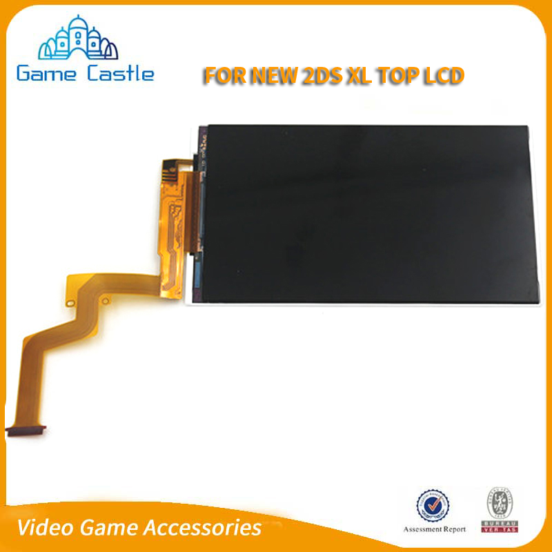 2018 Original Top&down Lcd Screen For New 2DS XL Replacement Display For NEW 2DS XL/LL
