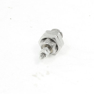10mm Bore 5mm Stroke Maximum Pressure 102PSI Single Action Air Cylinder
