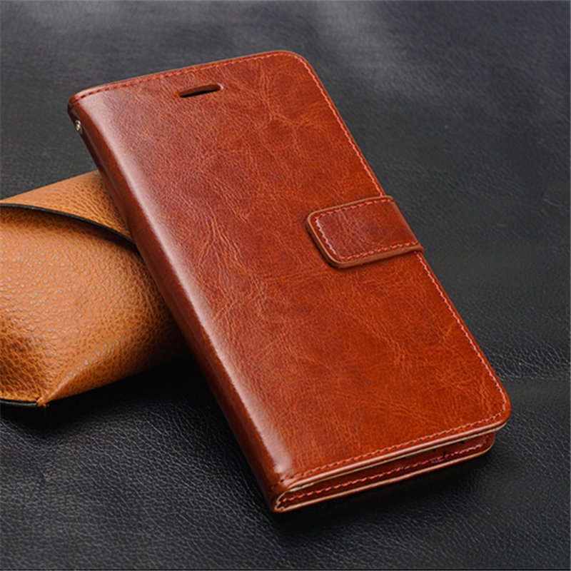 US $1 73 For Huawei Lua L21 Case Wallet PU Leather Back
