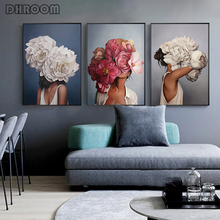 High Quality Printed Canvas Painting Wall Art Prints Poster Living Room Decor