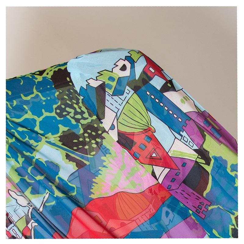 Floral De Midi Manches Multi Robe Longue Fête Qualité Piste Conception Pour Printemps Femme Mode Imprimé Supérieure 2019 Coloré Pleine wZ57xqU