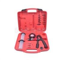 Hand Held Vacuum Pump Brake Bleeder Set Bleed Tester Tool Kit