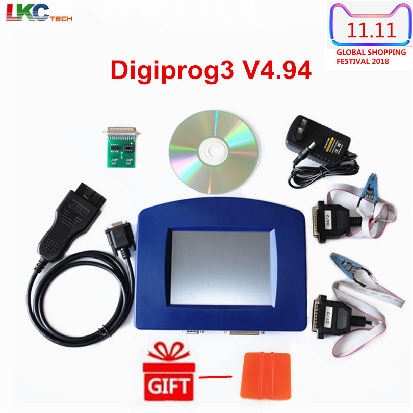 2018 Best Digiprog3 V4.94 obd version with OBD2 ST01 ST04 Cable Digiprog 3 OBD II with Full Software support multi-language free shipping digiprog iii with obd good price&high quality main unit for digiprog iii with obd2 cable hot selling