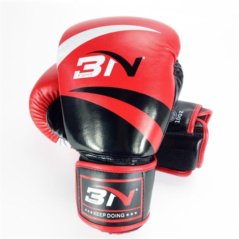10/12 oz gants de boxe MMA hommes/femmes gants de kickBOXING karaté guantes de boxeo Taekwondo luvas muay thai sport fitness equiment