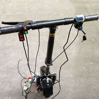 36 В 350 Вт Электрический Handcycle Складная коляска приложение рук цикл велосипед DIY колеса стул преобразования Наборы