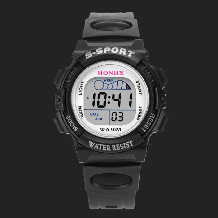 Dropshipping 2018 Sport Herenhorloge Multifunctioneel Quartz-alarm - Herenhorloges - Foto 5