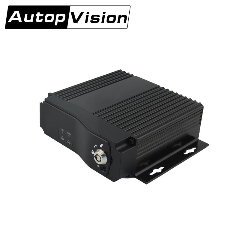 APV-MDR210 4CH DVR İsteğe bağlı işlevler GPS Konumlandırma PTZ - Güvenlik ve Koruma - Fotoğraf 1