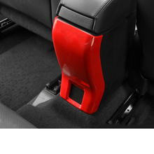 Lsrtw2017 Abs Car Rear Armrest Protective Panel for Jeep Renegade