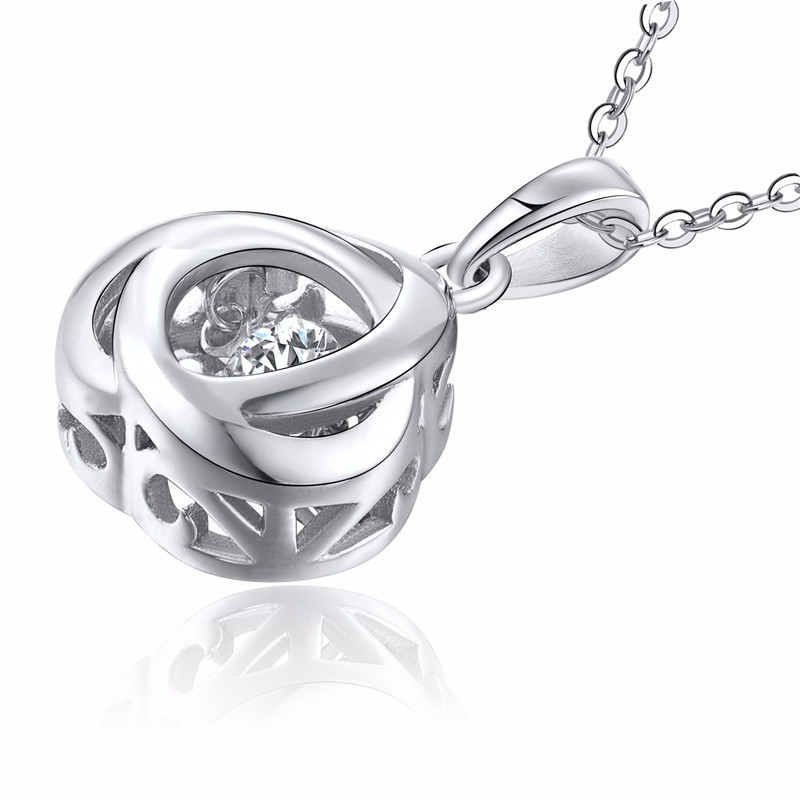 Fashion-925-Sterling-Silver-Necklaces-For-Women-Jewelry-Choker-Necklace-Pendants-Charm-jewelry-making-fine-jewelry NP45030A (2)