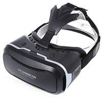 Original Design VR SHINECON II 3D Virtual Reality Head Mounted Video VR Glasses For 4 7