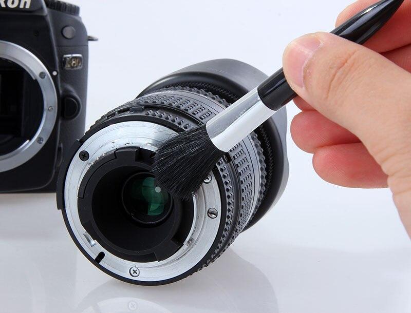 5в1 DSLR камера набор для очистки объектива воздуходувка щетка Senior Shammy CCD тампоны палочка для Canon Nikon sony Pentax Fujifilm
