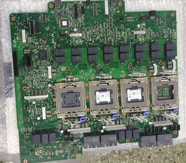 88Y5888 88Y5351 69Y1811 X3850 X3950 microprocessador MOTHERBOARD 1 ano de garantia