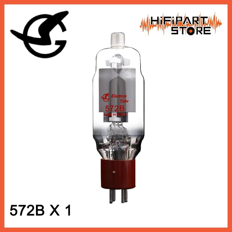 1pc New Tested ShuGuang 572B Vacuum Tube For Tube Amplifier