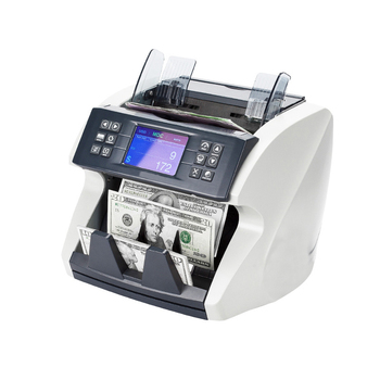 100V-240V Foreign currency counter money detector CIS smart machine (can do 6-8 countries) Total amount display amount