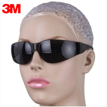 3M 11330 Safety Potective Gray Goggles Glasses Anti UV Sunglasses Anti Fog Shock proof working Labor Eyes Protection Glasses