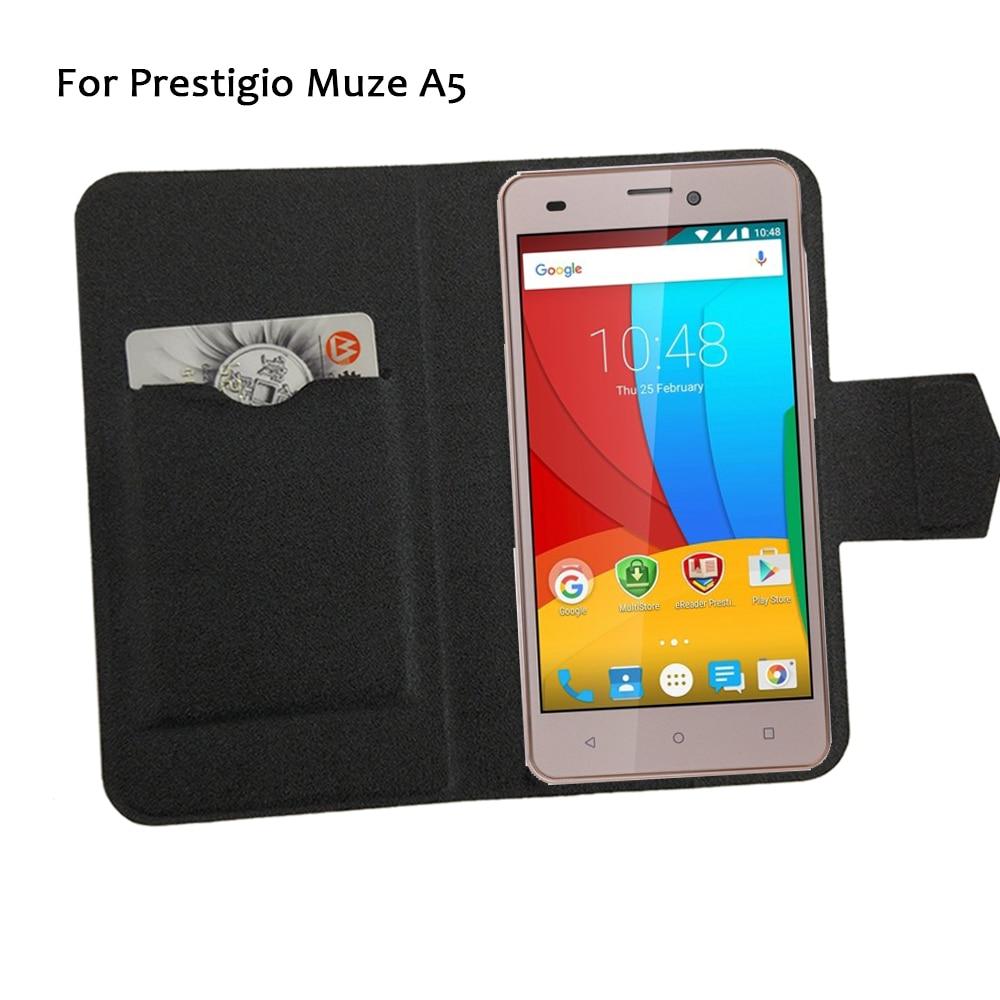 5 colores super! Prestigio Muze A5 5502 DUO Phone Case Funda de - Accesorios y repuestos para celulares