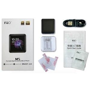 Image 5 - FiiO M5 AK4377 32bit/384 kHz DAC مرحبا الدقة بلوتوث شاشة تعمل باللمس MP3 مشغل موسيقى مع aptX/LDAC ، USB الصوت والمكالمات الدعم