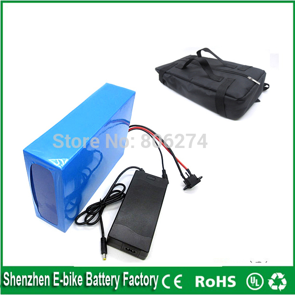 Free battery bag 48V 20AH 1000W/ 500W Lithium Battery for bafang 48V 750W BBS02 mid drive kits  battery 48v 20Ah BMS charger free customs taxes super power 1000w 48v li ion battery pack with 30a bms 48v 15ah lithium battery pack for panasonic cell