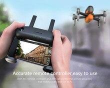 Newsest professional WIFI FPV racing RC drone M5 17 mins 720P HD Camera Optical Flow GPS