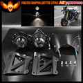 Smoke Sachs Madass 50 125 500 Kikass Streetfighter Projector Motorcycle Headlight For KTM 200 EXC 530 EXC-R For Kawasaki KLX450