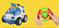 Jingle Cats Duo La A Dream Baby Boy Children Electric Remote Control Toy Car Remote Control Car Racing